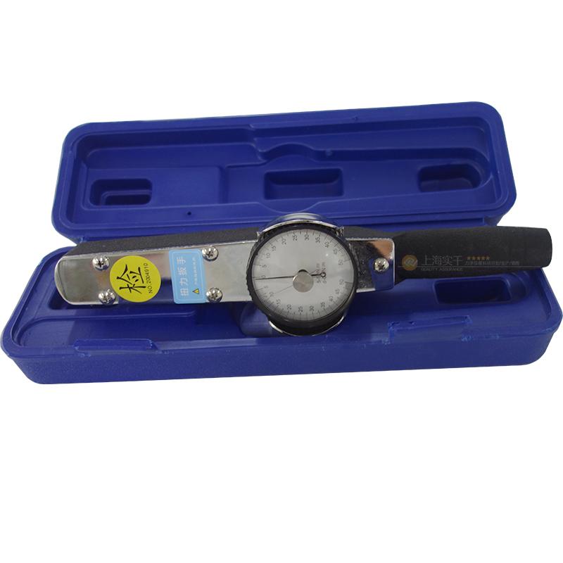 预设扭力表盘扭矩扳手 高强螺栓扭力扳手 螺栓扭力测试扳手刻度式