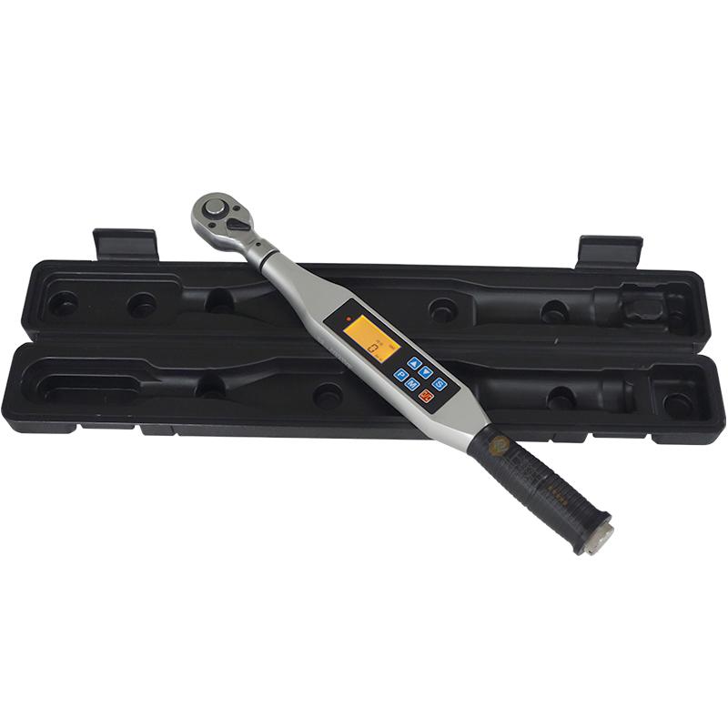 高精度数显扭矩扳手 高精度电子扭矩扳手 扭力矩测试扳手厂家
