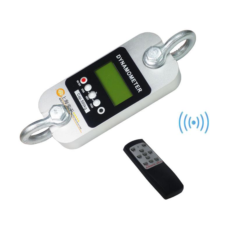 3T无线拉力计 配卸扣的无线测力计 红外遥控无线拉力测试仪厂家