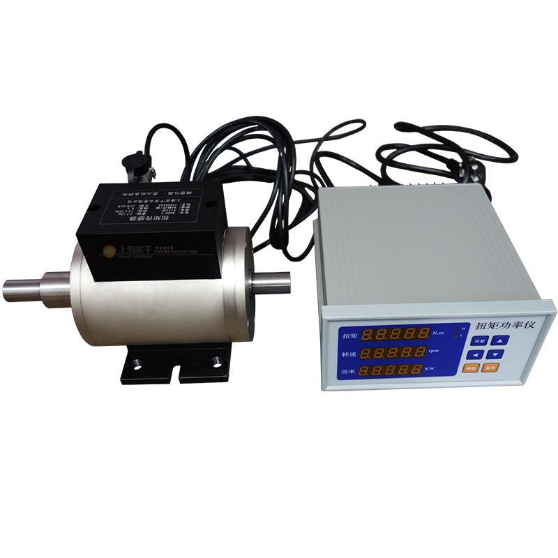 直流减速电机扭力功率测试仪 SGDN-1000数字式动态扭矩测量仪价格
